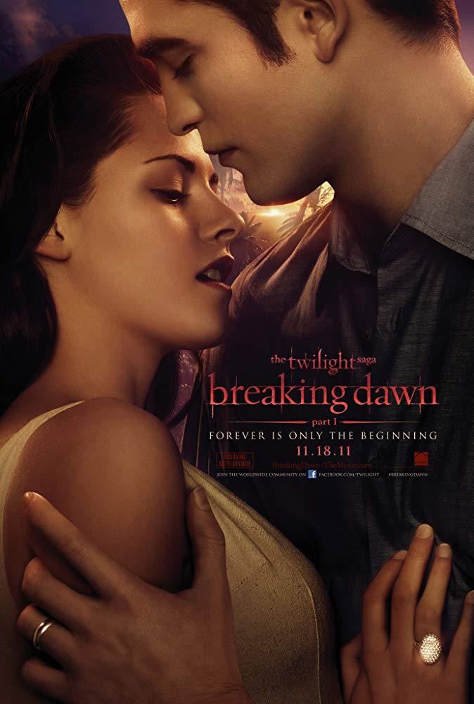 The Twilight Saga: Breaking Dawn – Part 1 (2011) แวมไพร์ ทไวไลท์ ภาค 4