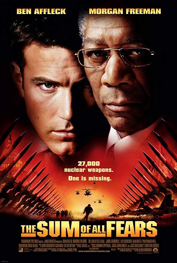 The Sum of All Fears (2002) วิกฤตนิวเคลียร์ถล่มโลก