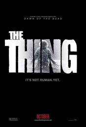 The Thing (2011) ไอ้ตัวเขมือบโลก