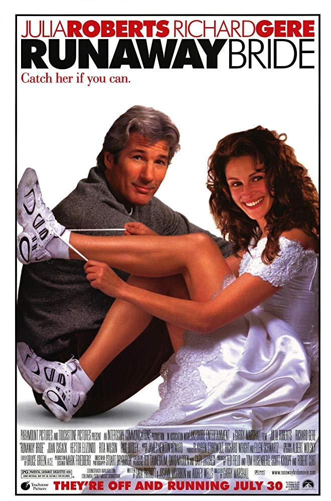 Runaway Bride (1999) สาวกลัวฝน อลวนทุกวิวาห์