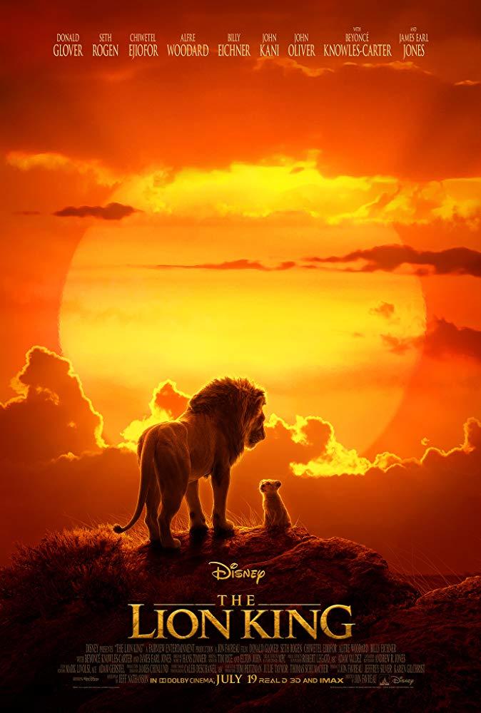 THE LION KING (2019) ไลอ้อน คิง