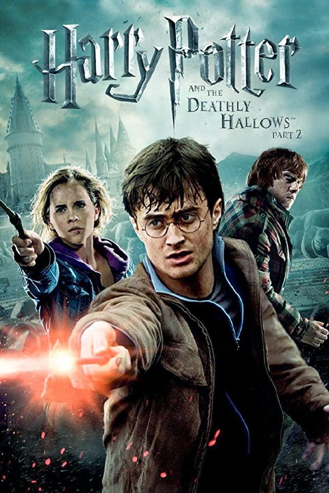 Harry Potter and the Deathly Hallows: Part 2 แฮร์รี่ พอตเตอร์กับเครื่องรางยมทูต ภาค 2
