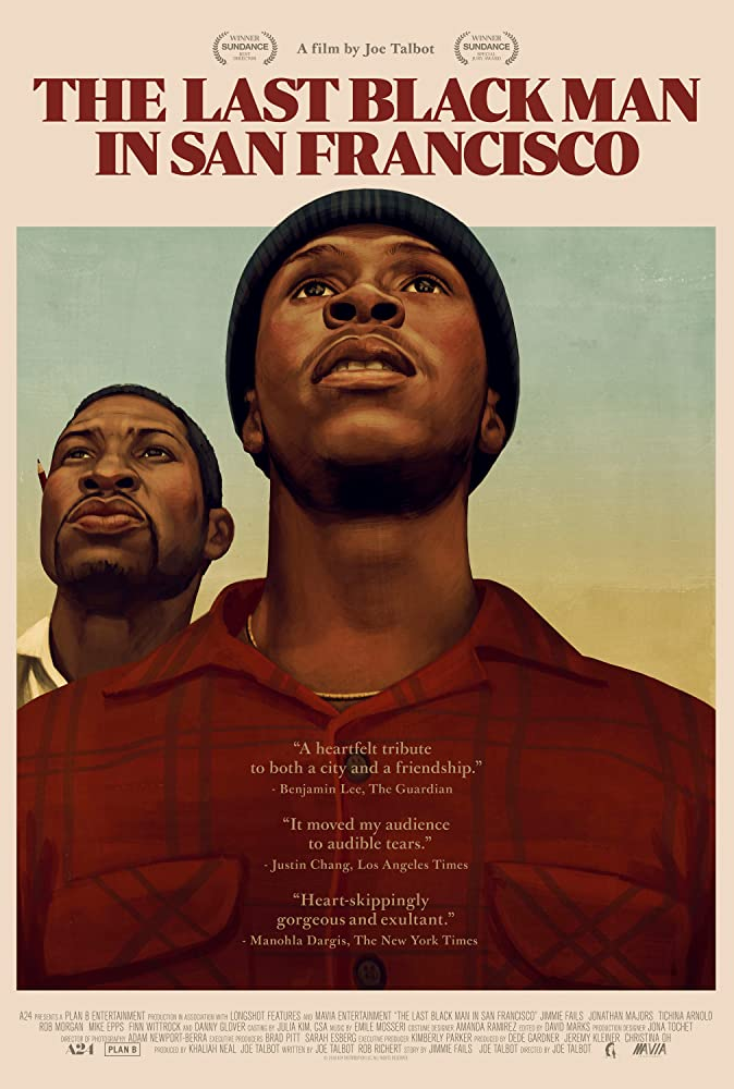 The Last Black Man in San Francisco (2019) ชายผิวดำคน