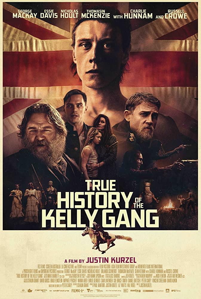 True History of the Kelly Gang ประวัติศาสตร์ที่แท้จริงของแก๊งเคลลี่ (2020)