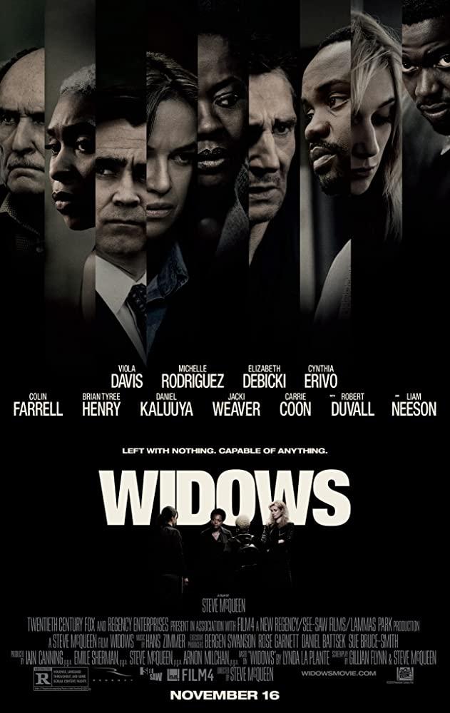 Widows หม้ายสาวล้างบัญชีหนี้ (2018)