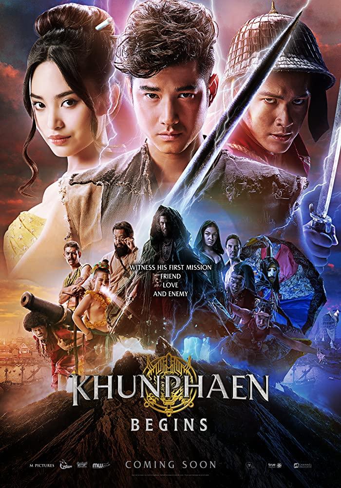 ขุนแผน ฟ้าฟื้น Khun Phaen Begins (2019)