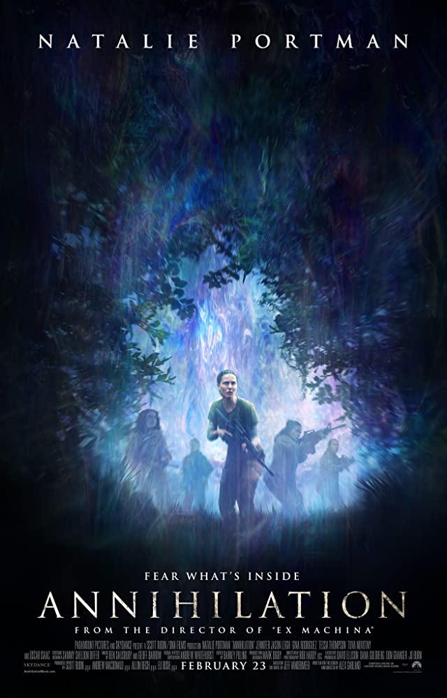 ANNIHILATION (2018) แดนทำลายล้าง (ซับไทย)